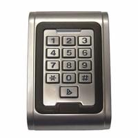 RFID card reader + waterproof keypad