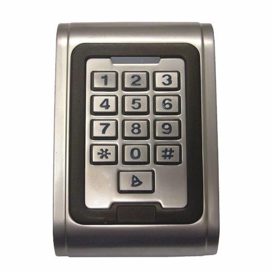 RFID card reader + waterproof keypad-1