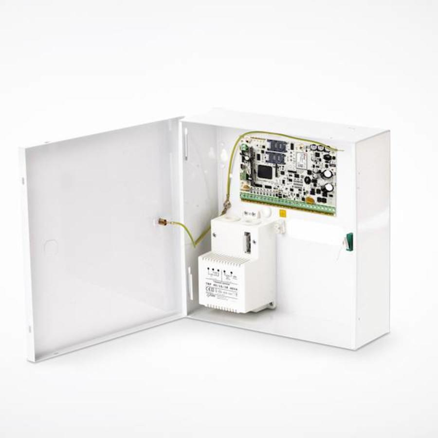 GSM alarm ESIM384 panel with enclosure-1