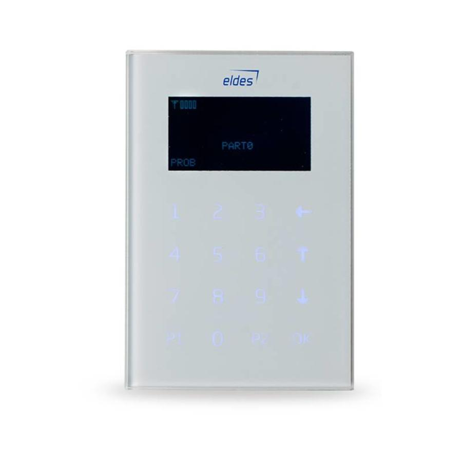 Wired LCD keypad-1