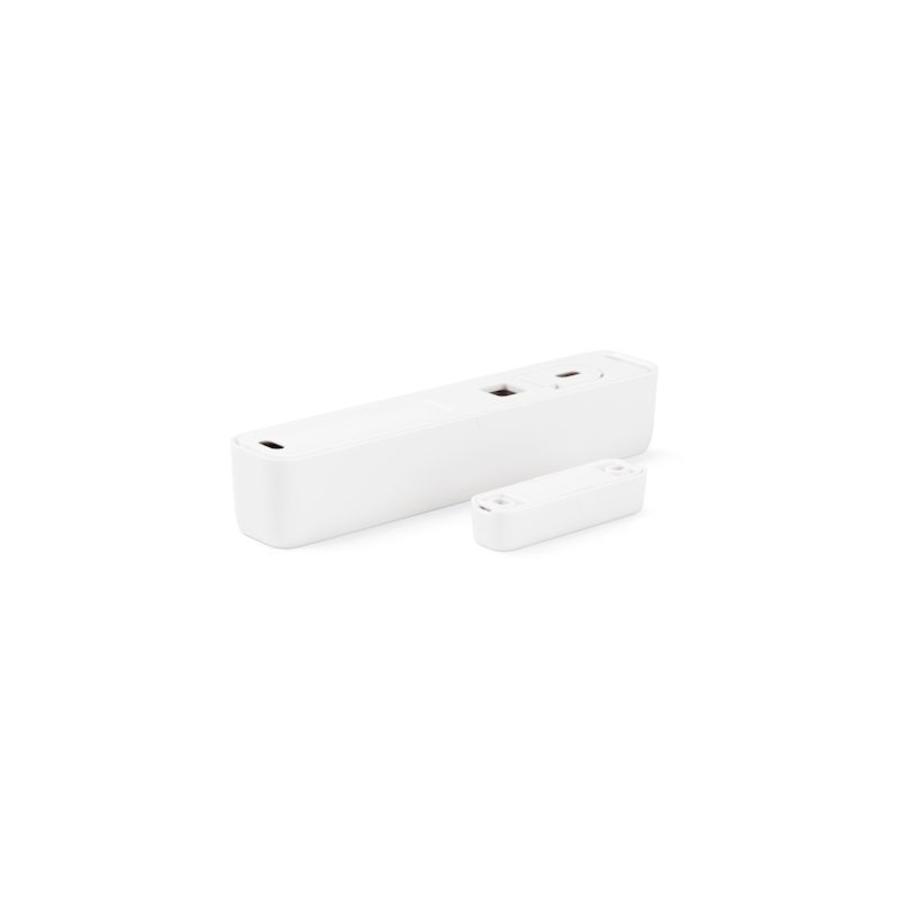 Wireless magnetic door/window contact and shock sensor-1