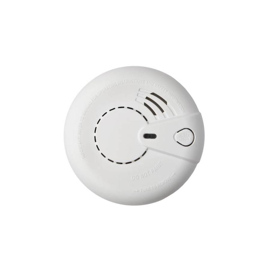 Wireless smoke & CO sensor-1