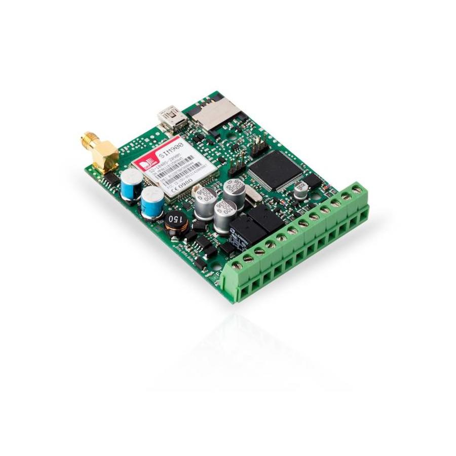 GSM/GPRS gateway and remote relay-1