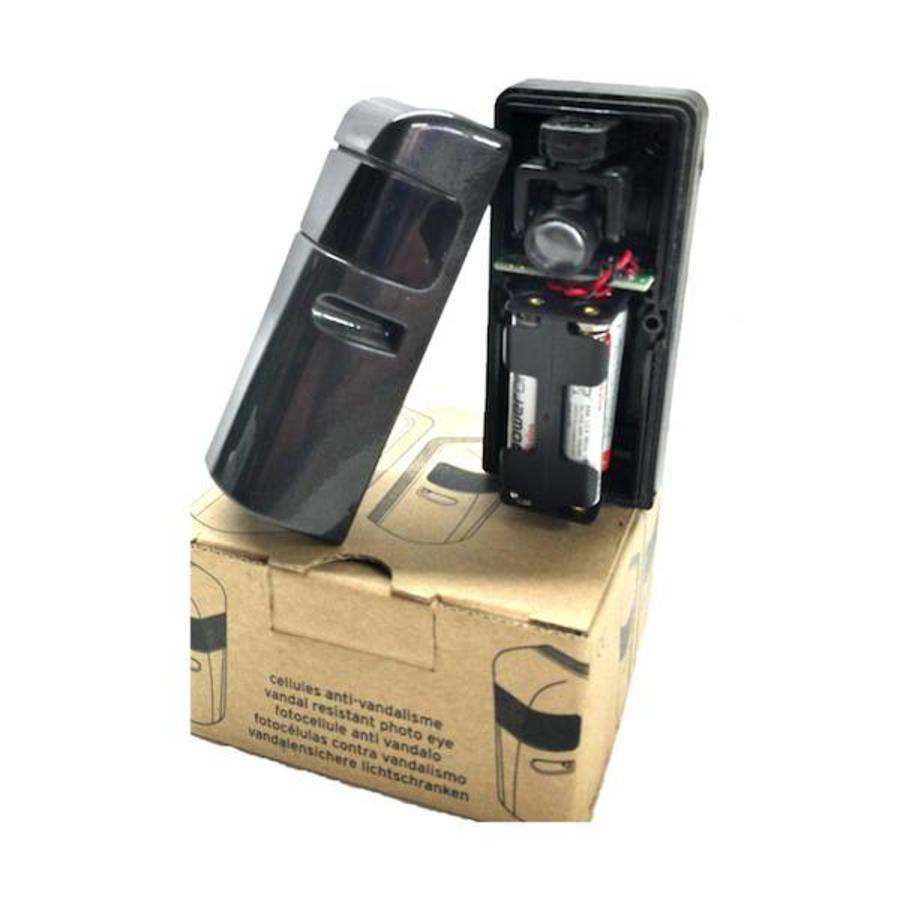 Batterij gevoede fotocel set-1