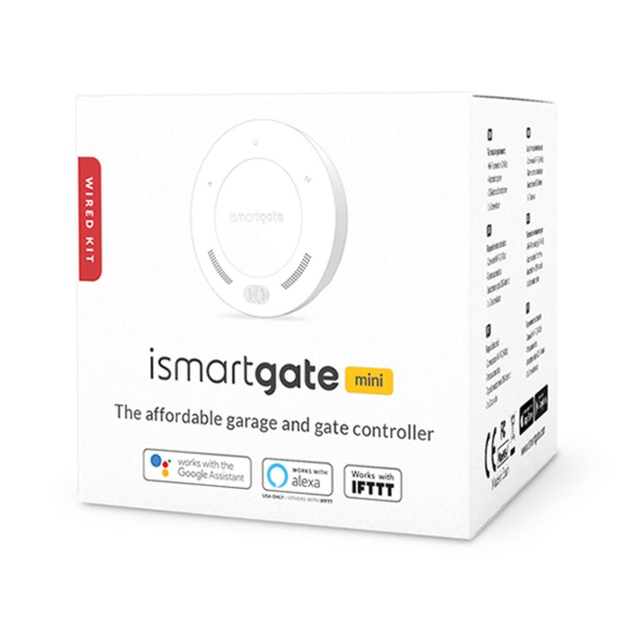 Ismartgate Mini Garage & Gate Kit (Wired)-1