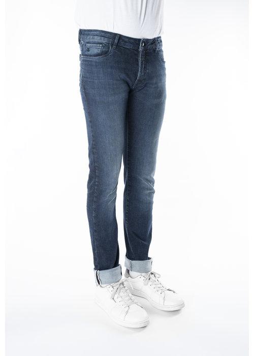 Atelier Noterman Atelier Noterman Donkerblauwe Jeans