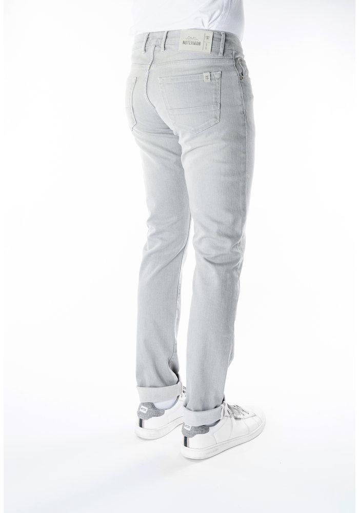 Atelier Noterman Grijze Jeans