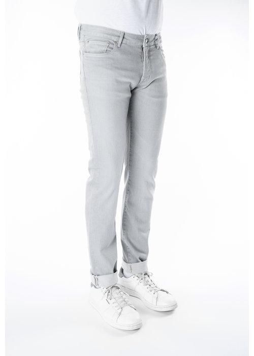 Atelier Noterman Atelier Noterman Grijze Jeans