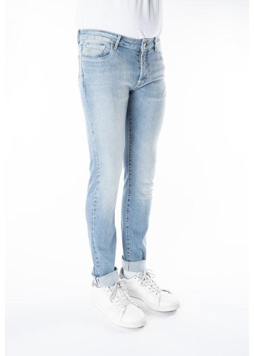 Atelier Noterman Atelier Noterman Licht Blauwe Jeans