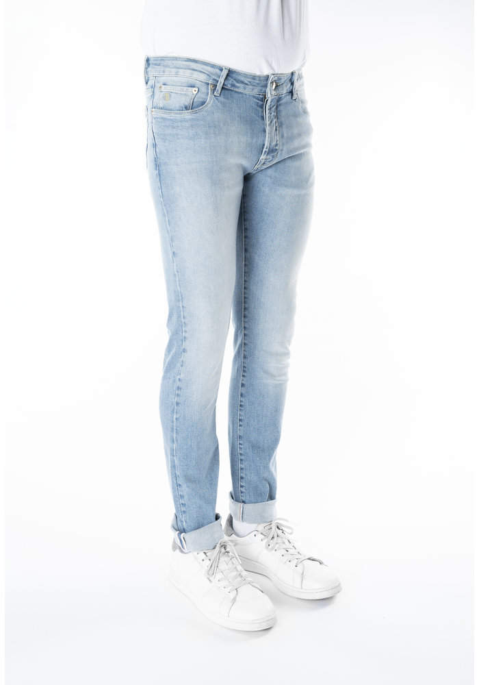 Atelier Noterman Licht Blauwe Jeans