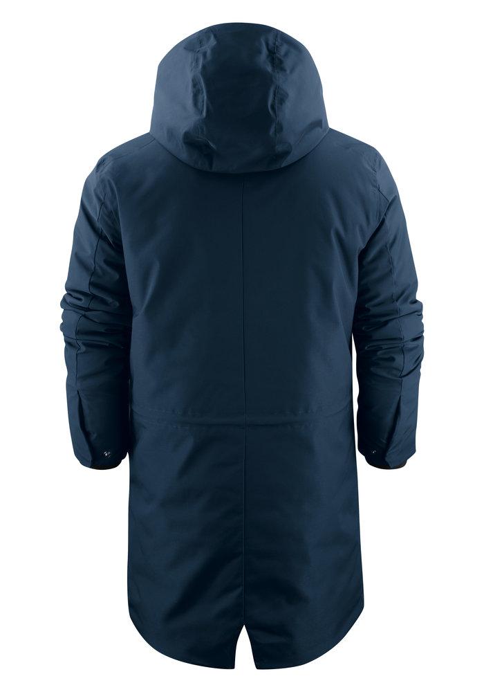 Harvest Brinkley Jacket Blauw