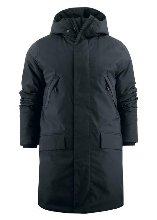 James Harvest Harvest Brinkley Jacket Zwart