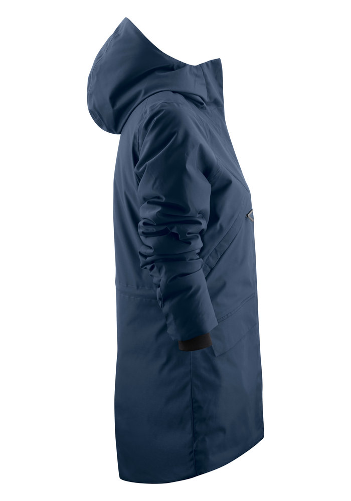 Harvest Brinkley Jacket Dames Blauw