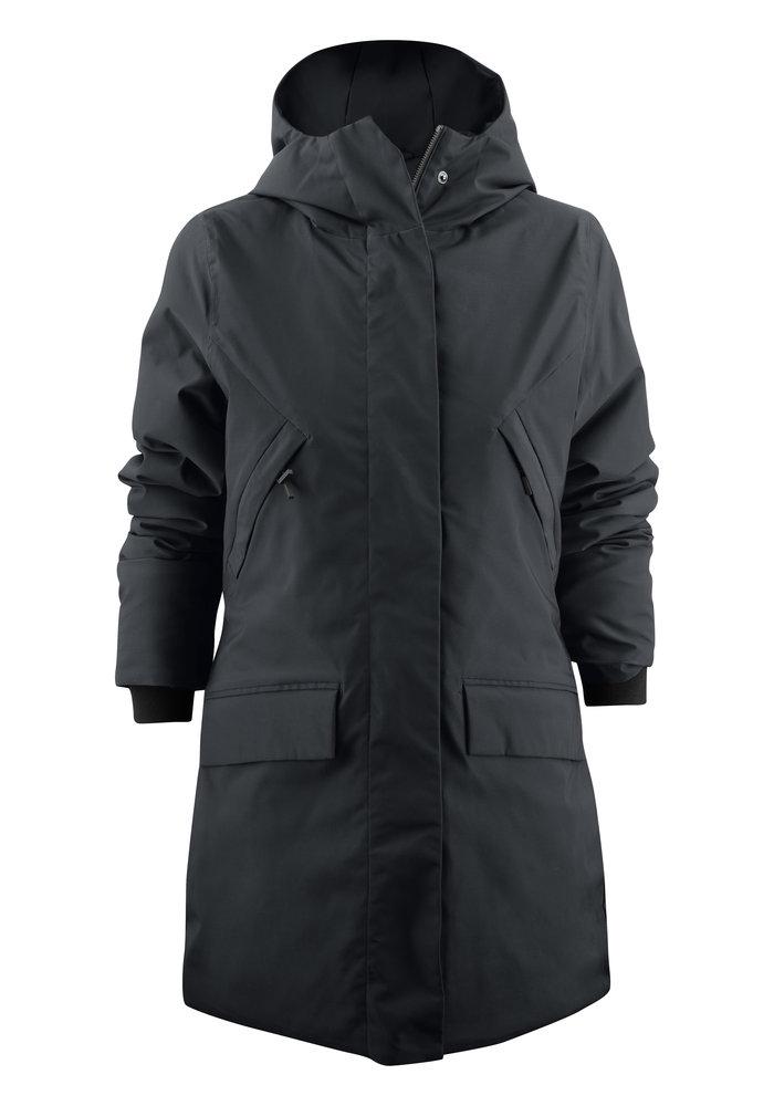 Harvest Brinkley Jacket Dames Zwart