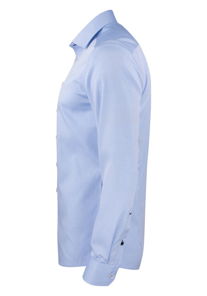 Red Bow 29 Slim Fit Overhemd SkyBlue