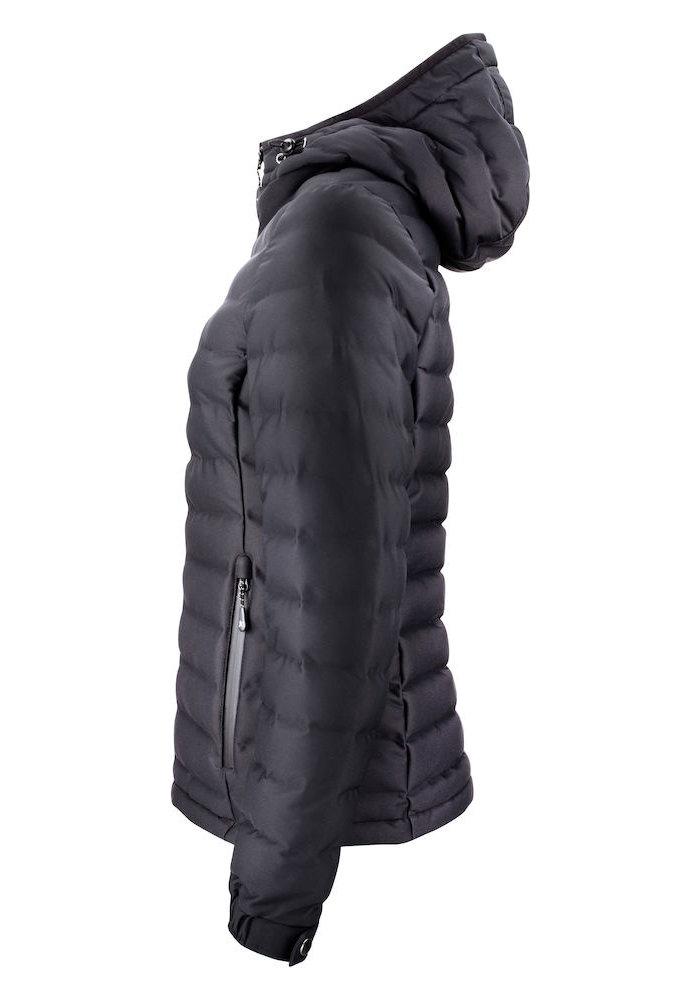 Woodlake Dames Winterjack Zwart