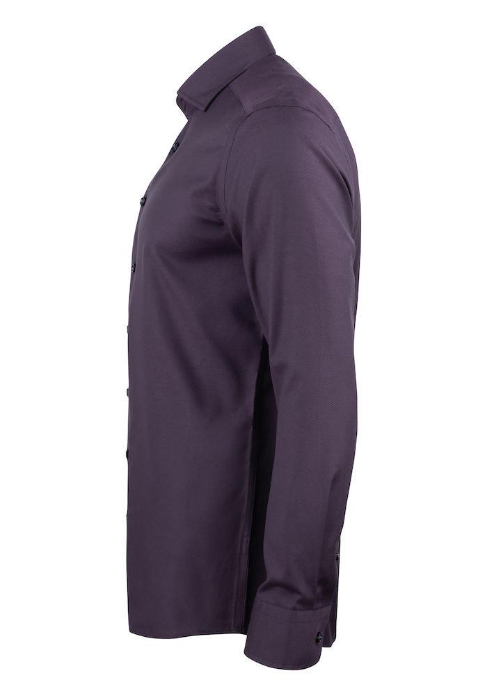Purple Bow 142 Slim Fit Overhemd Paars