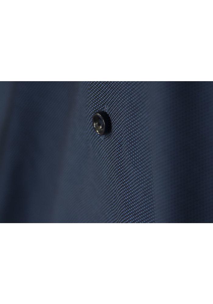 Purple Bow 142 Regular Fit Overhemd Donkerblauw