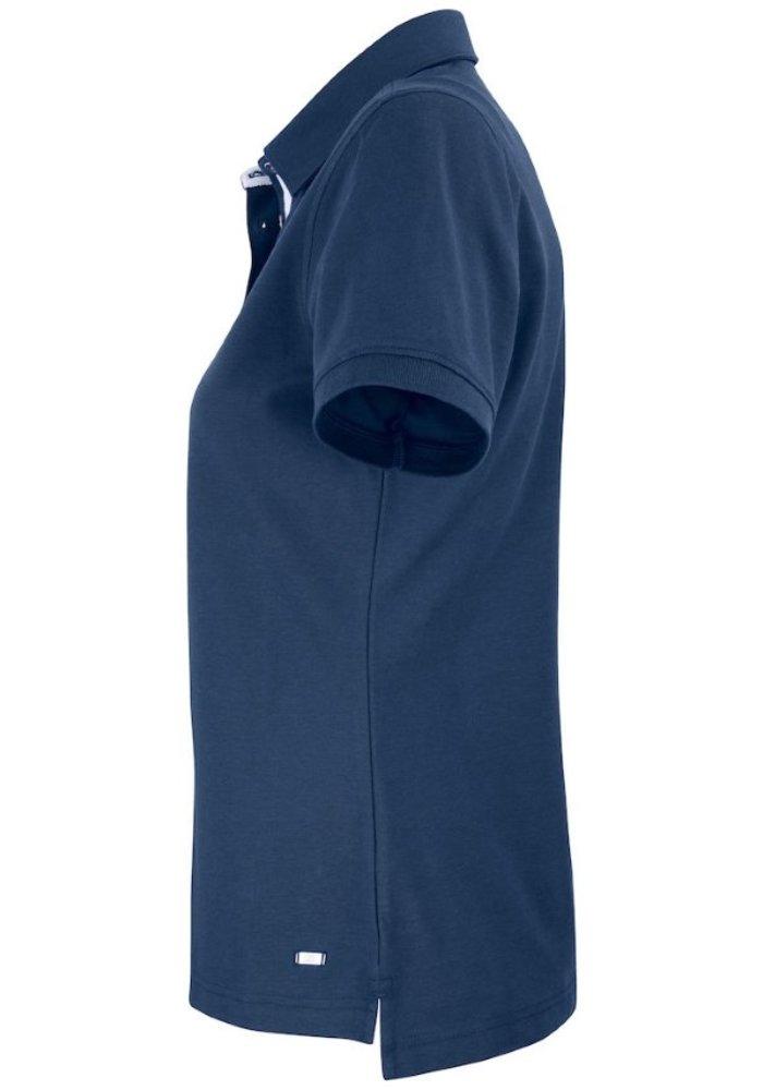 Advantage Premium  Dames Polo Dark Navy