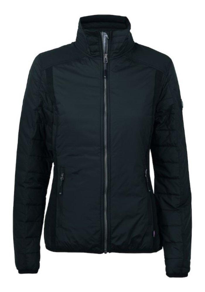 Packwood Dames Jacket Zwart