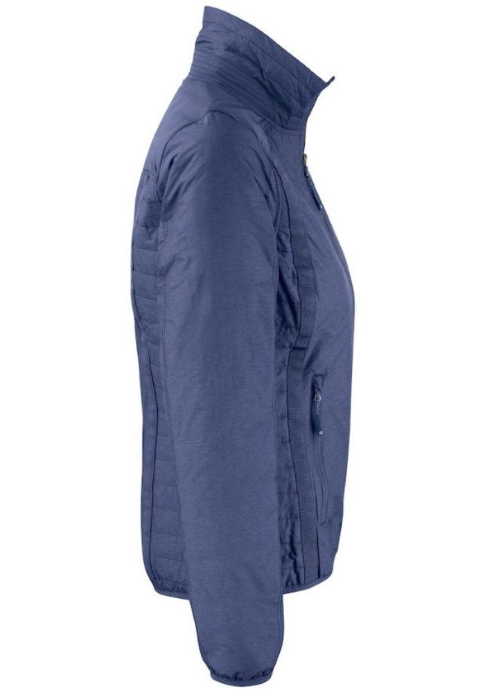 Packwood Dames Jacket Denim Melange