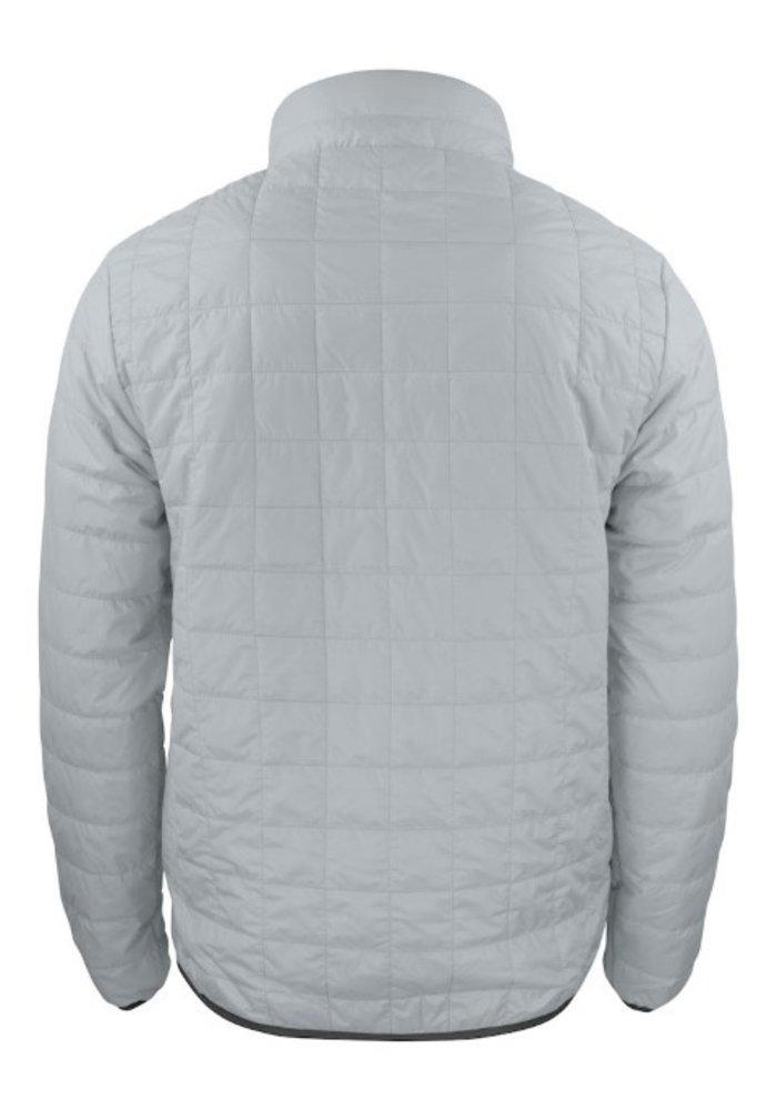 Rainier Heren Summer Jacket Zilver