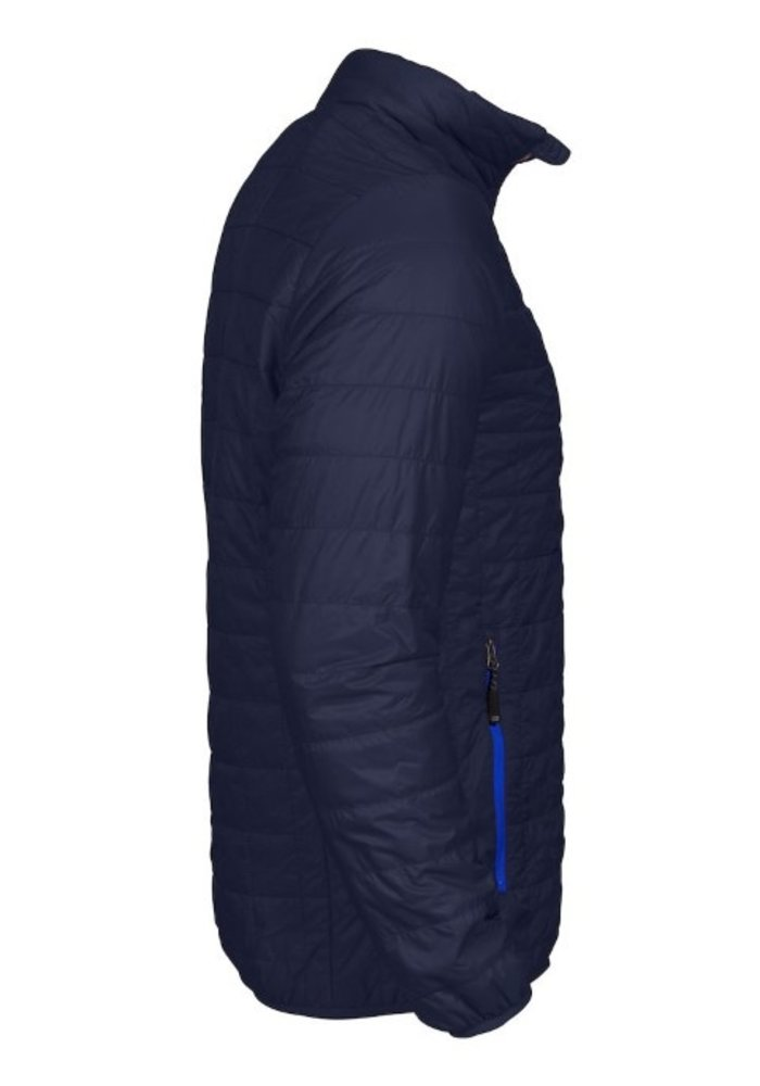 Rainier Heren Summer Jacket Dark Navy