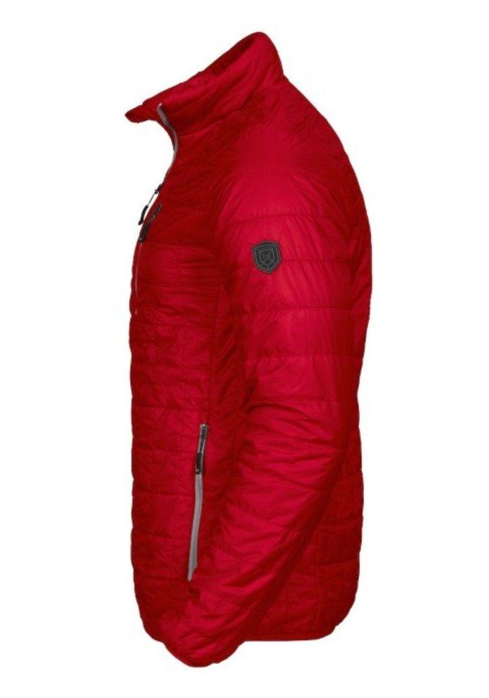 Rainier Heren Summer Jacket Rood
