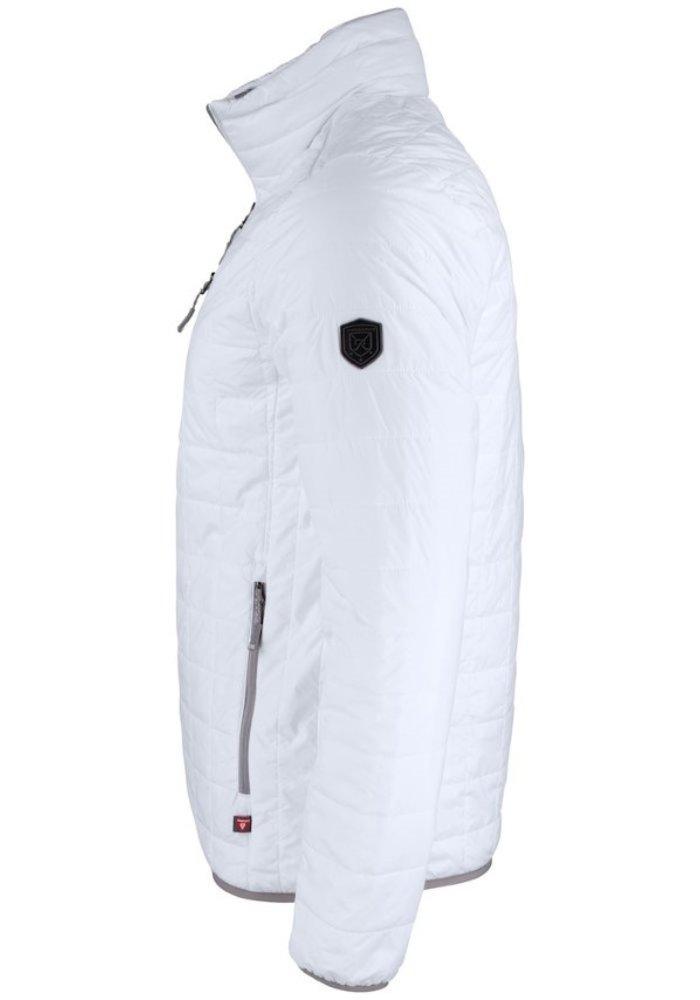 Rainier Heren Summer Jacket Wit