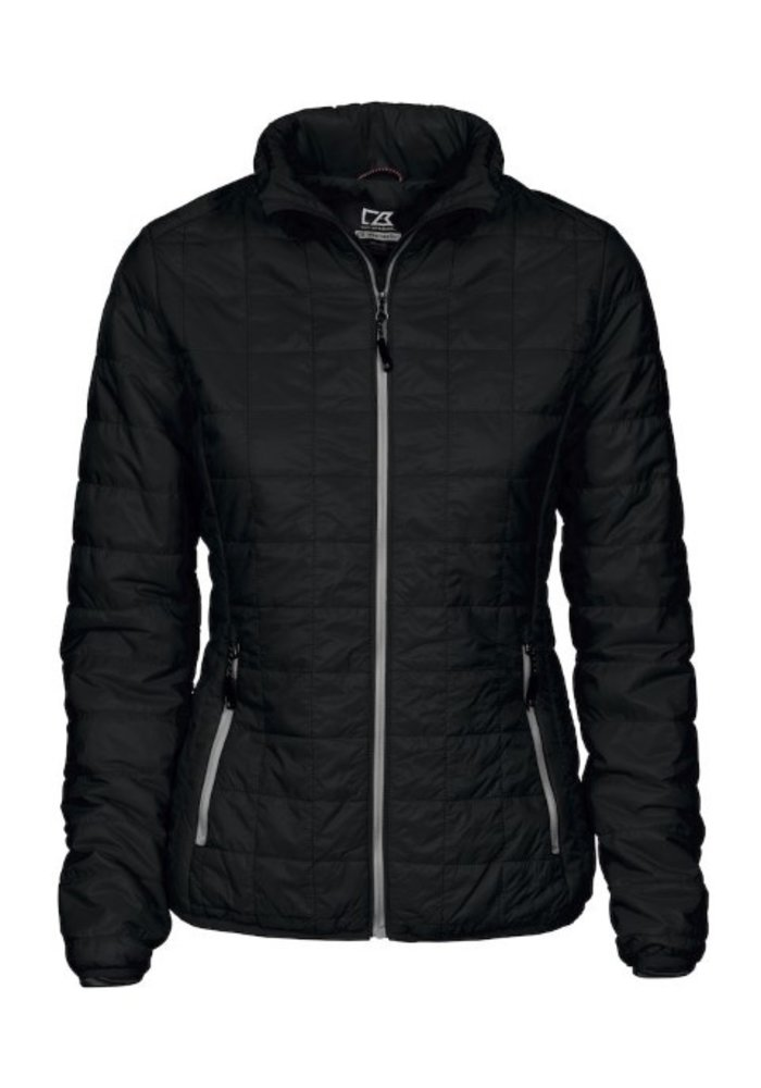 Rainier Dames Summer Jacket Zwart