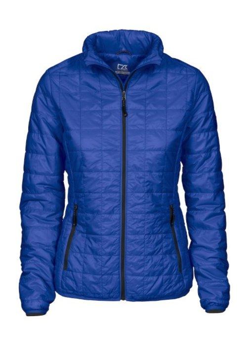 Cutter & Buck Rainier Dames Summer Jacket Blauw