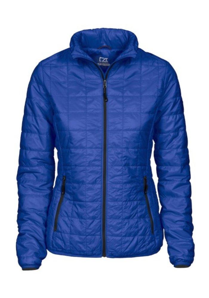 Rainier Dames Summer Jacket Blauw
