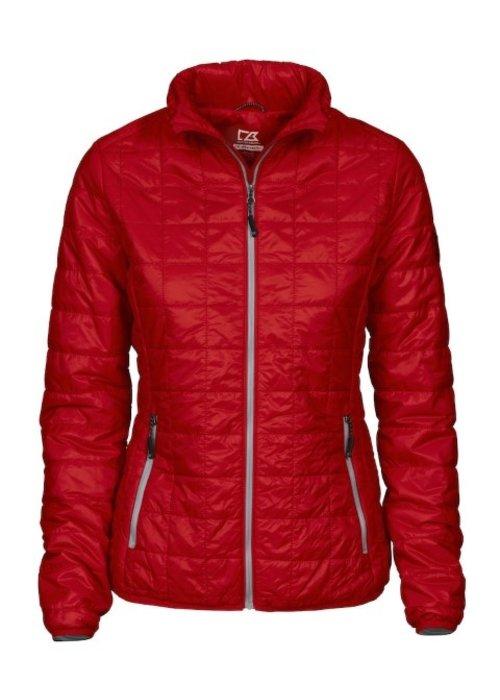 Cutter & Buck Rainier Dames Summer Jacket Rood