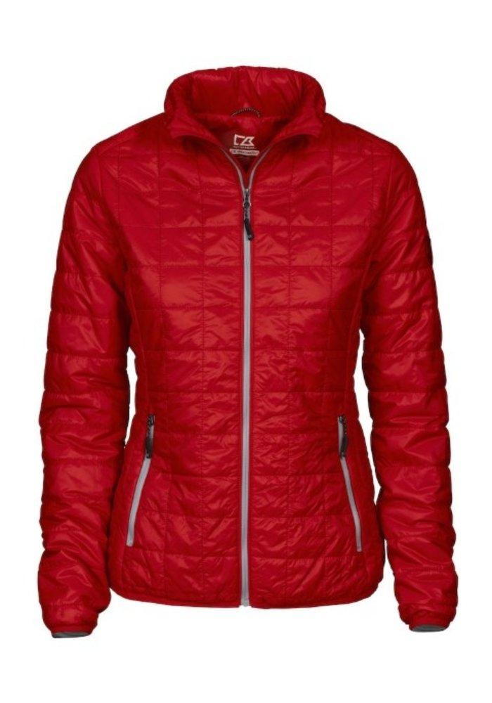 Rainier Dames Summer Jacket Rood