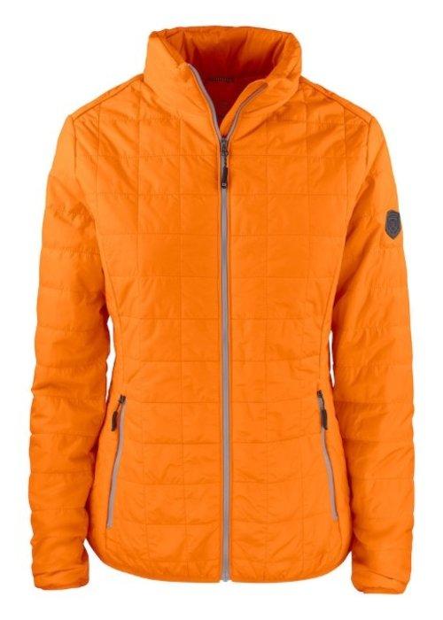 Cutter & Buck Rainier Dames Summer Jacket Oranje