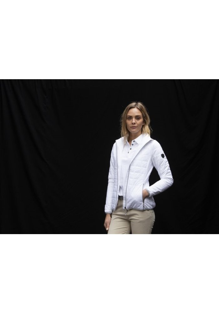 Rainier Dames Summer Jacket Oranje