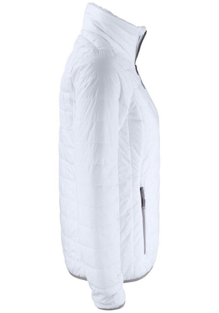 Rainier Dames Summer Jacket Wit