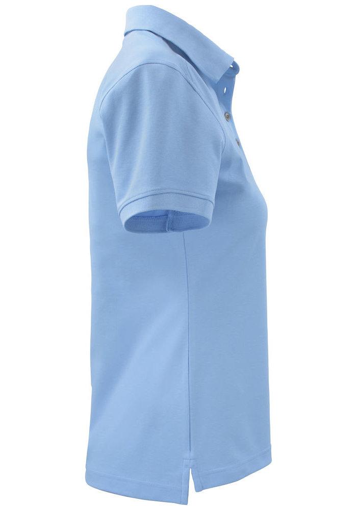 Advantage Dames Polo Lichtblauw