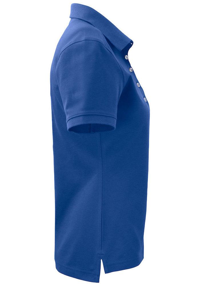 Advantage Dames Polo Blauw