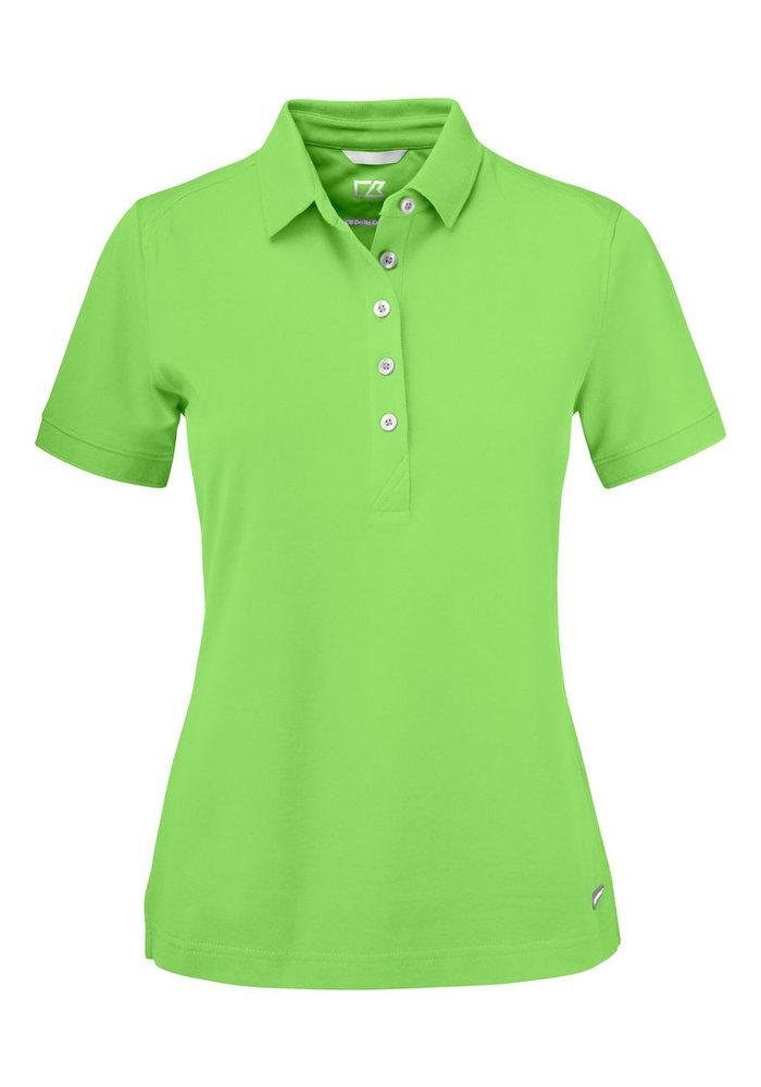 Advantage Dames Polo Groen