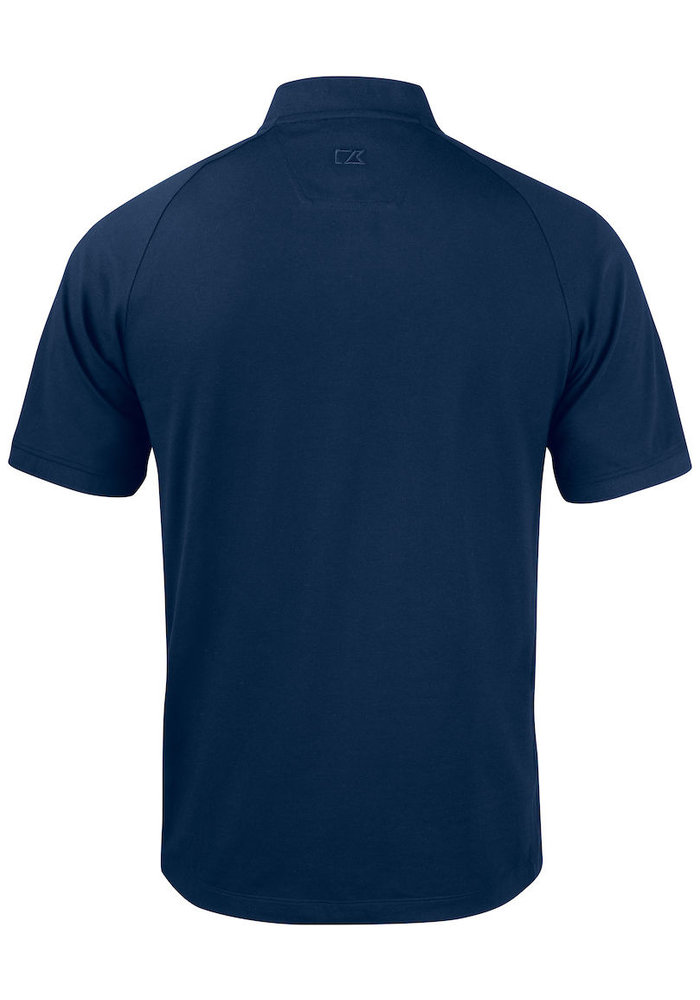 Advantage Stand-Up Collar Polo Dark Navy