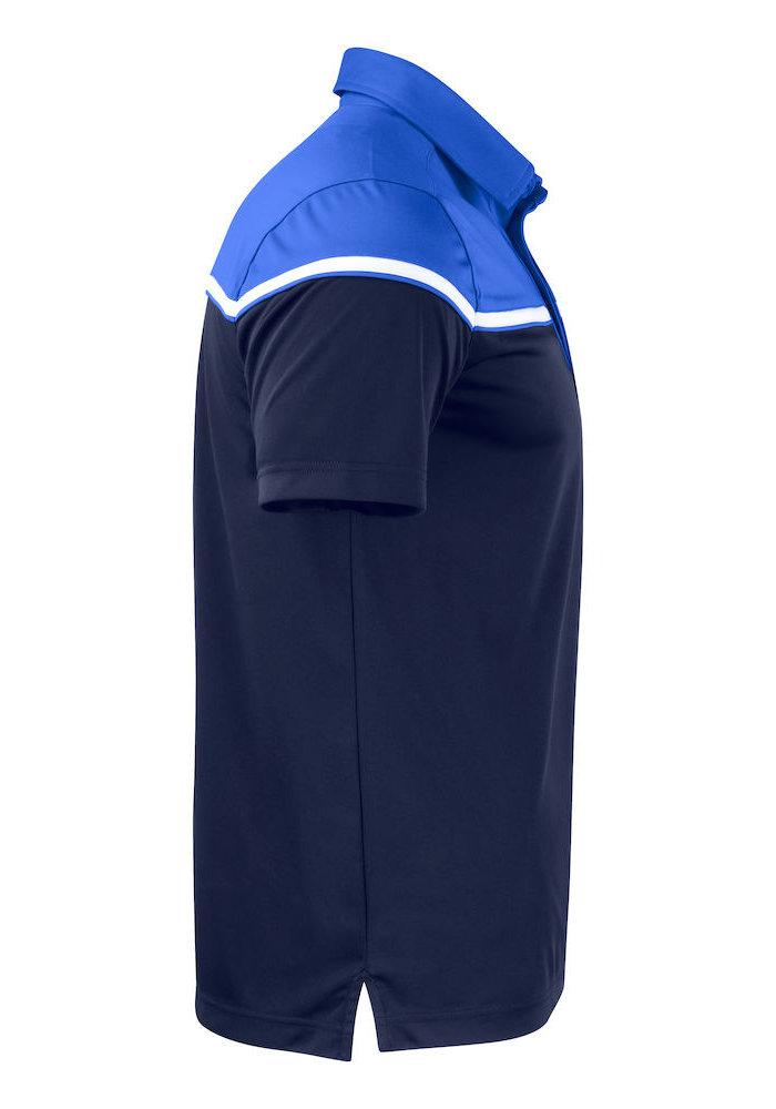Seabeck Heren Polo Navy/Blauw