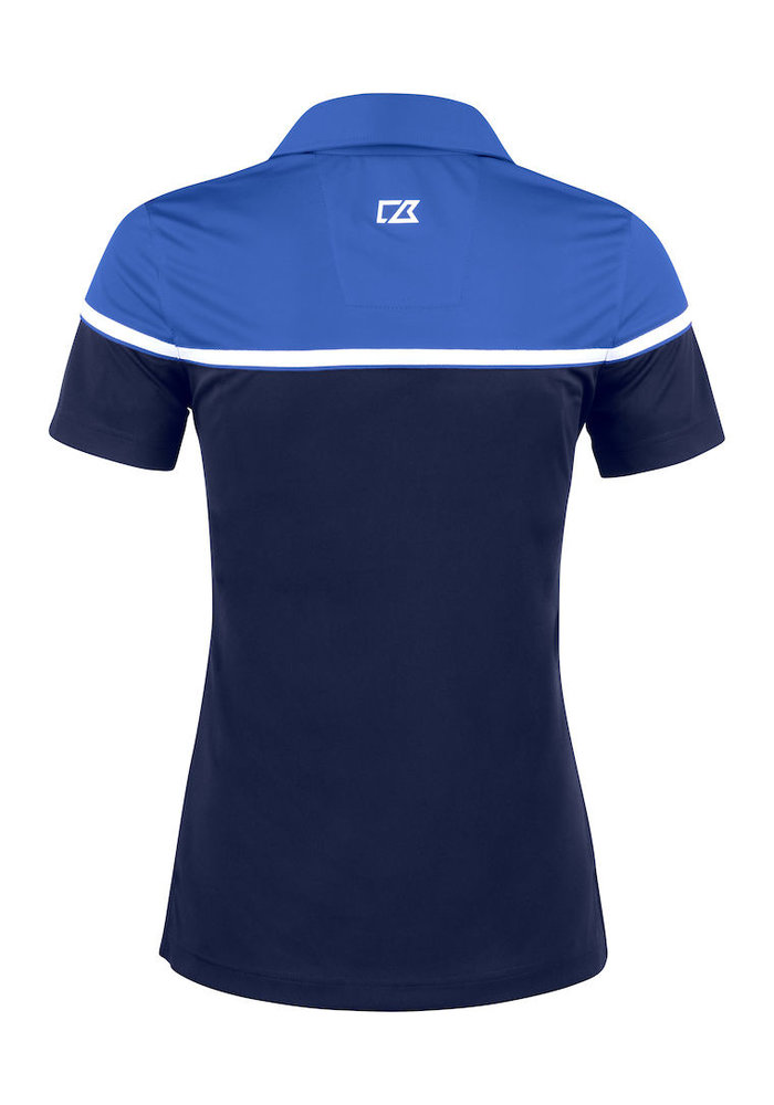 Seabeck Dames Polo Navy/Blauw