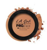 L.A. Girl L.A. Girl HD Pro Face Pressed Powder - Warm Caramel (GPP612)