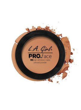 L.A. Girl L.A. Girl HD Pro Face Pressed Powder - Warm Caramel (GPP612)
