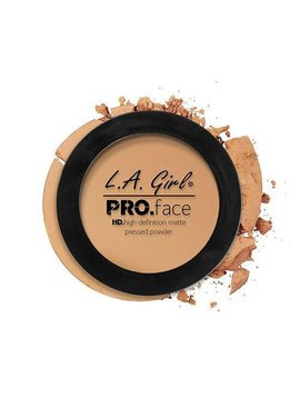L.A. Girl L.A. Girl HD Pro Face Pressed Powder - Medium Beige (GPP609)