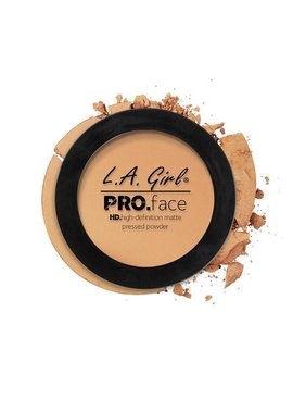 L.A. Girl L.A. Girl HD Pro Face Pressed Powder - Classic Tan (GPP610)