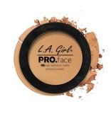 L.A. Girl L.A. Girl HD Pro Face Pressed Powder - True Bronze (GPP611)