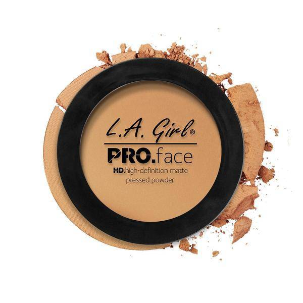 L.A. Girl L.A. Girl HD Pro Face Pressed Powder - True Bronze (GPP611)