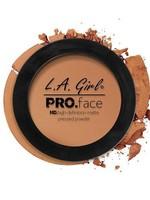 L.A. Girl L.A. Girl HD Pro Face Pressed Powder - Toffee (GPP613)